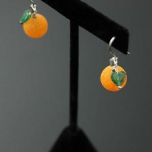 "Серьги ""Oranges"""