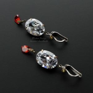 """Серьги """"Grandmother's earrings"""""""
