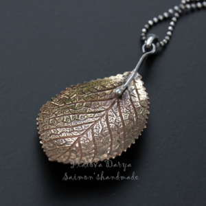 """Кулон """"Leaf"""""""