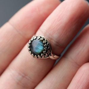 """Серебряное кольцо """"North shine sterling silver"""""""