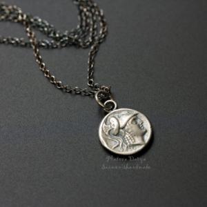 """Подвеска """"The Athena coin"""""""