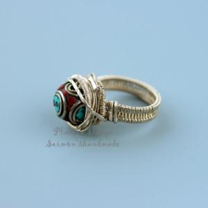 "Кольцо ""Dream of Tibet gold"""
