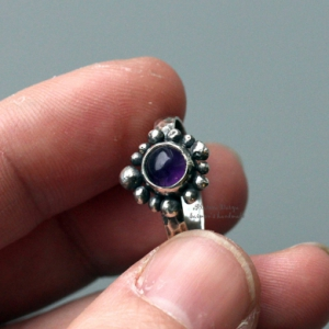 "Кольцо ""Violet star"""