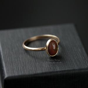 "Кольцо ""Opal in gold"""