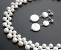 """Серьги """"Pearl lace"""""""