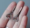 """Серьги """"Triangle"""""""