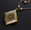 """Открывающийся медальон """"Romantism II"""""""